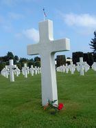 Omaha Beach - Cimitero americano