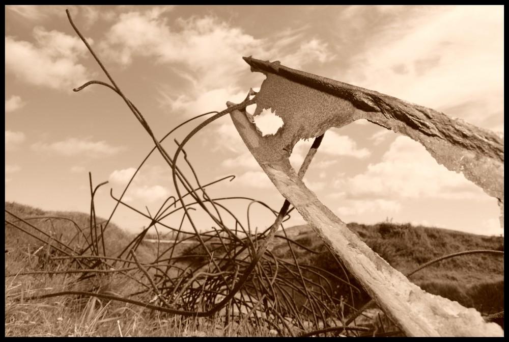 Omaha-Beach Desaster