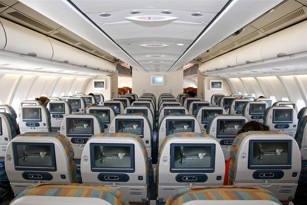 ...Oman Air Eco Class...