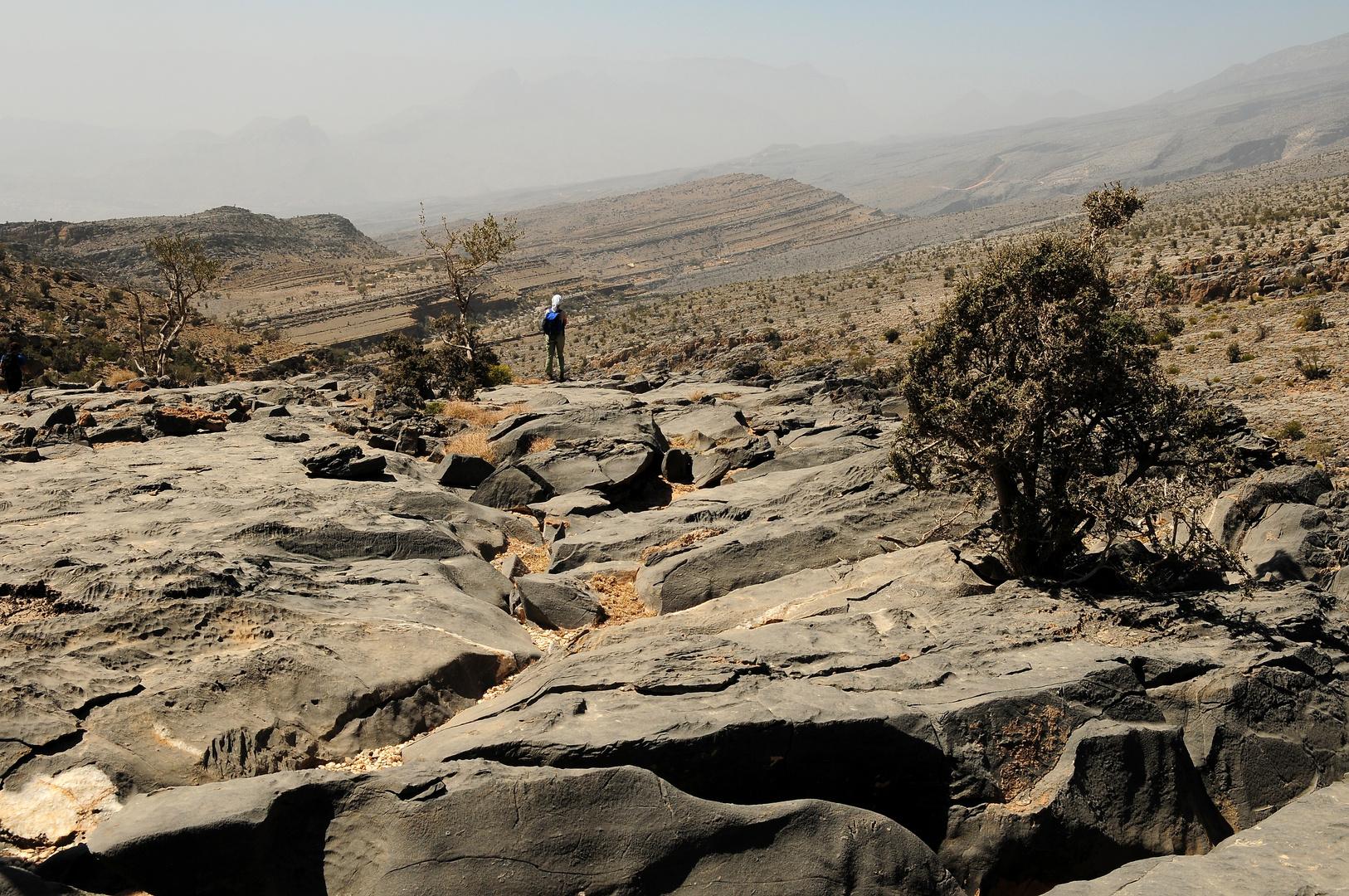 Oman zu Fuß - Westliches Hajar-Gebirge