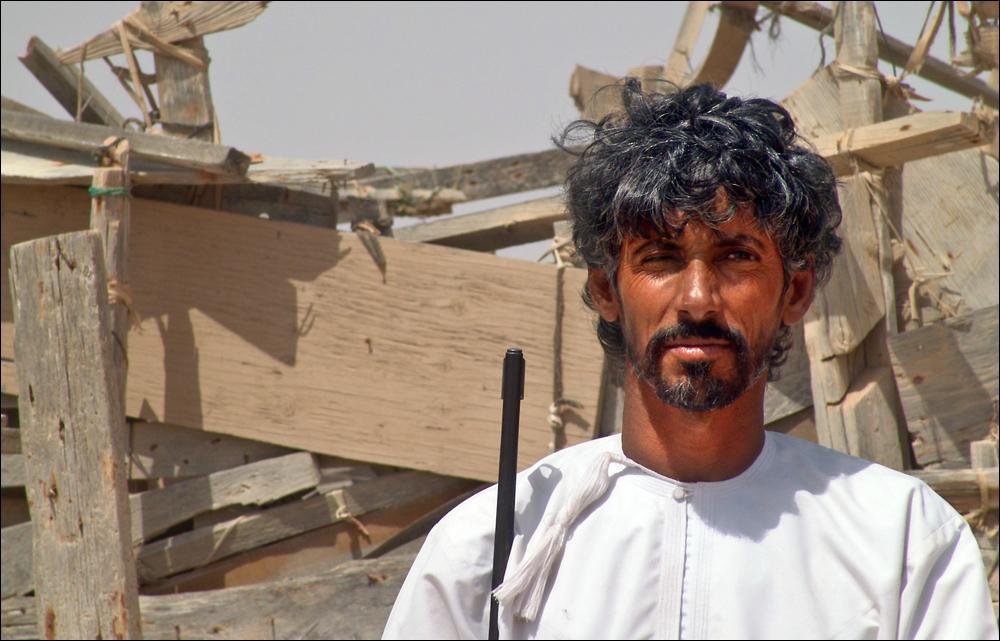 Omani - Wächter...aber was bewacht er ?