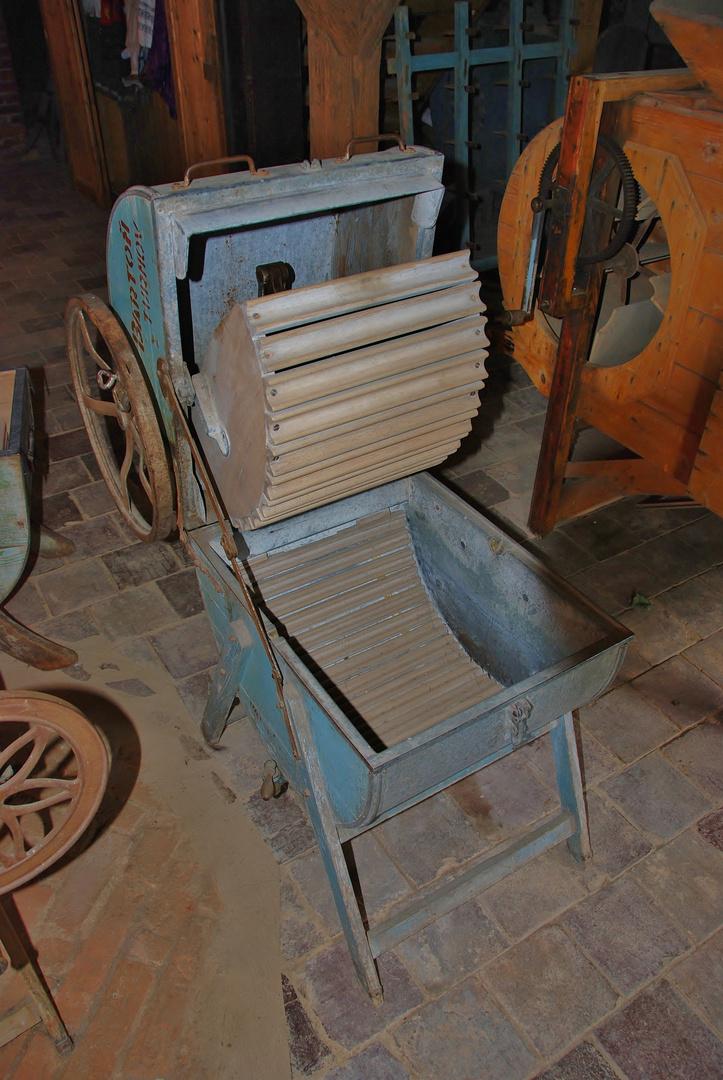 Omas Waschmaschine