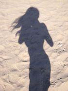 ombra sulla sabbia