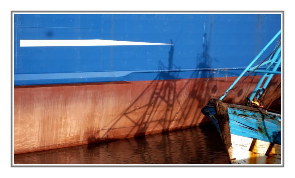 ombre de voilier