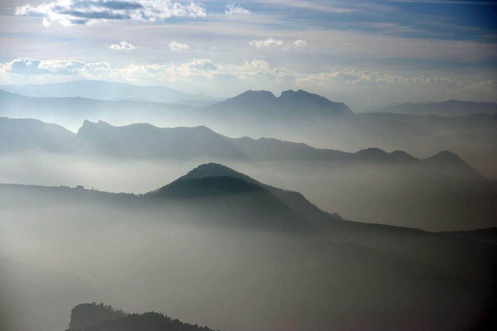 Ombre tra il Montefeltro e la Valmarecchia