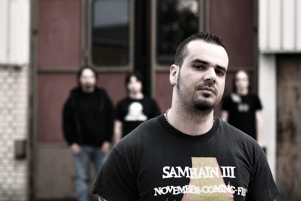 Omega Soul - Bandpromoshoot