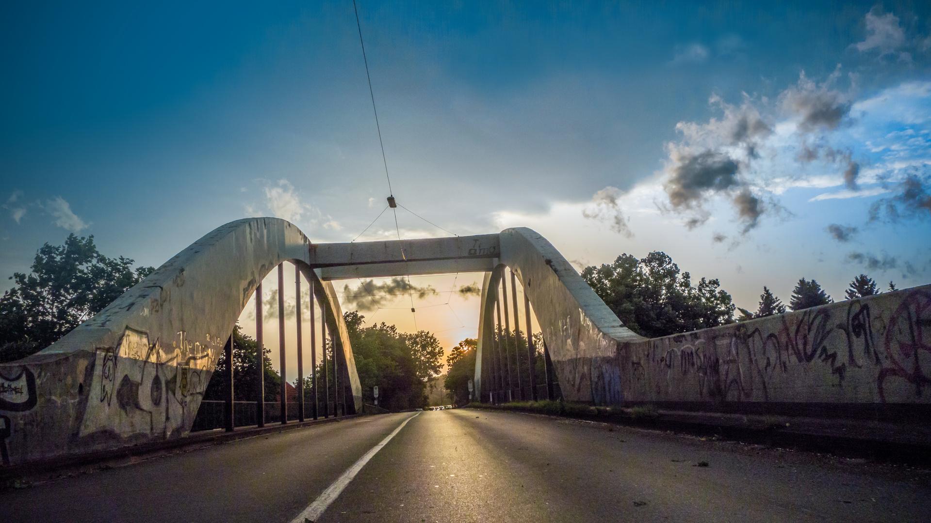 Omegabrücke in Herbede