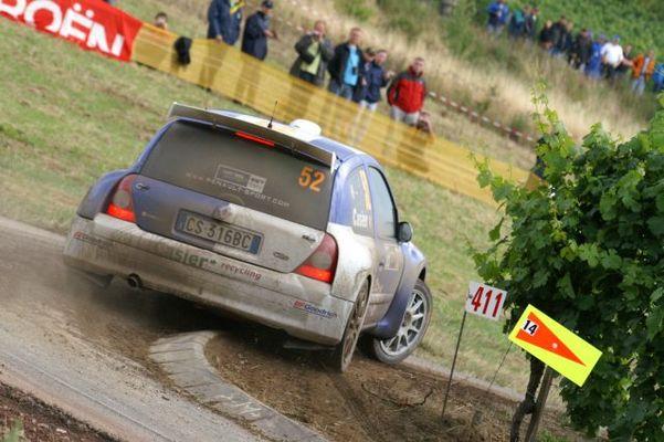 OMV ADAC Deutschland Rallye 06