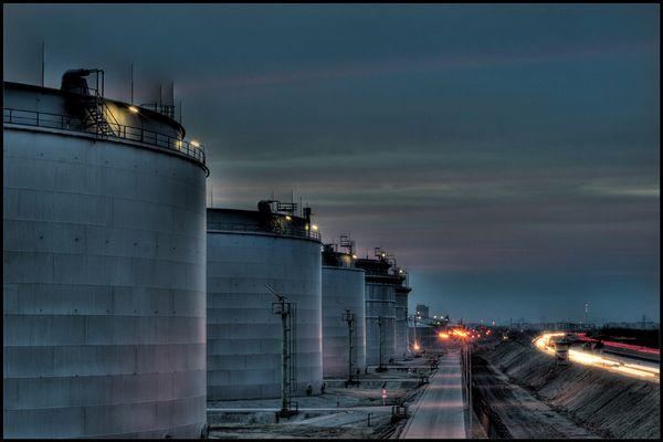 OMV Raffinerie 2