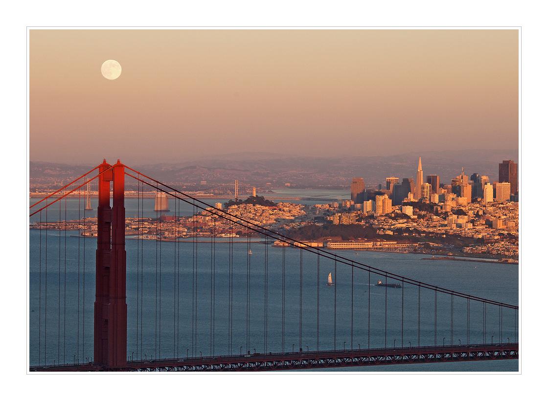 ON A WARM SAN FRANCISCO NIGHT