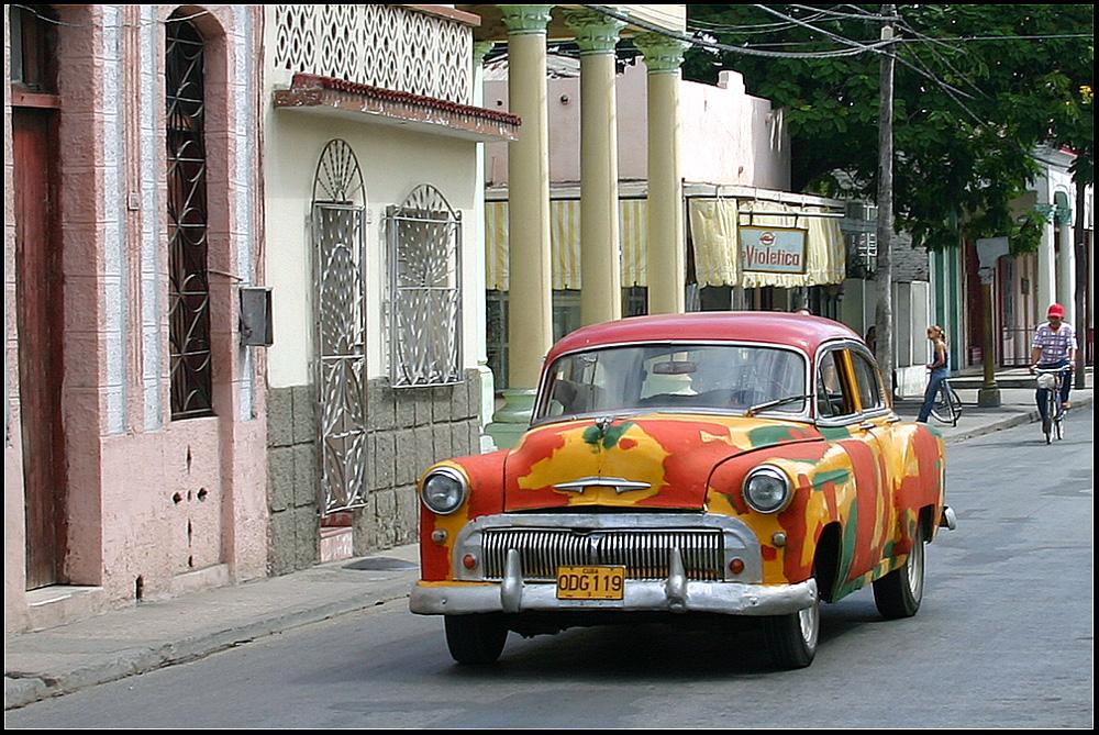 on cuban roads #1