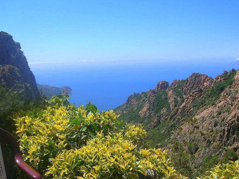 """On n'appelle pas pour rien la Corse """"l'île de beauté"""""""