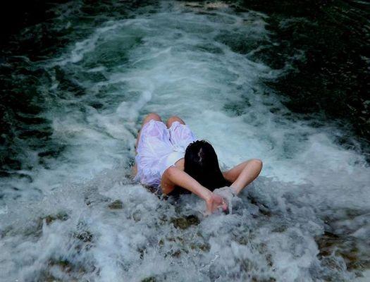 On se jette à l'eau