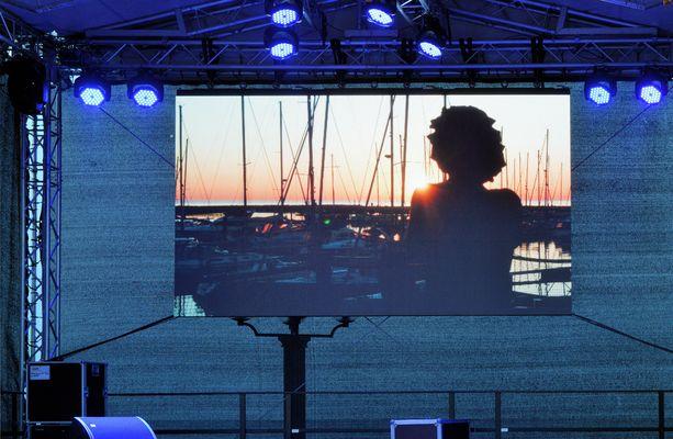 On Stage - Der Yachthafen von Kühlungsborn
