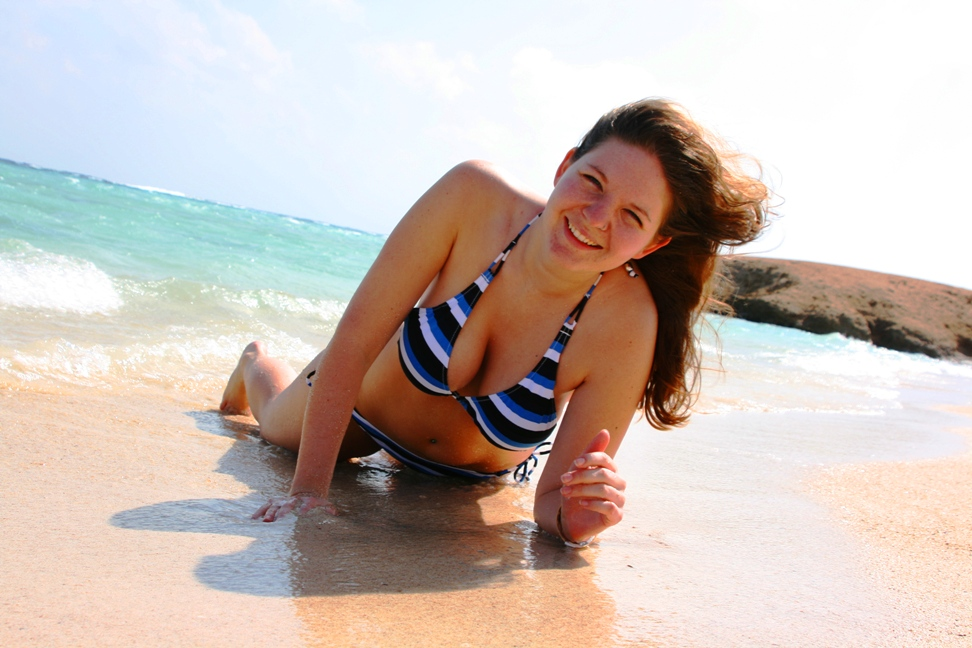 on the beach III