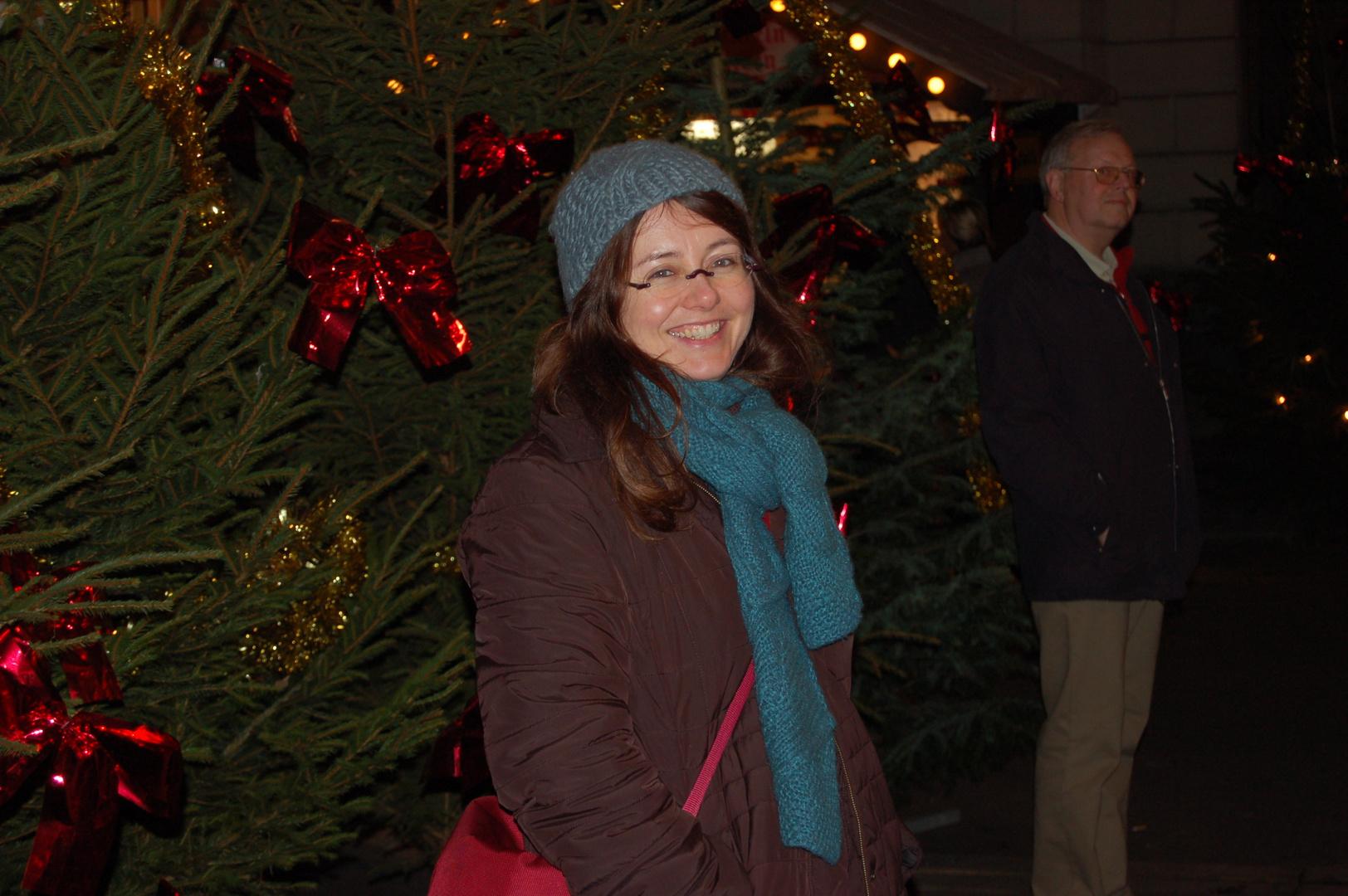 On the Christmasmarket