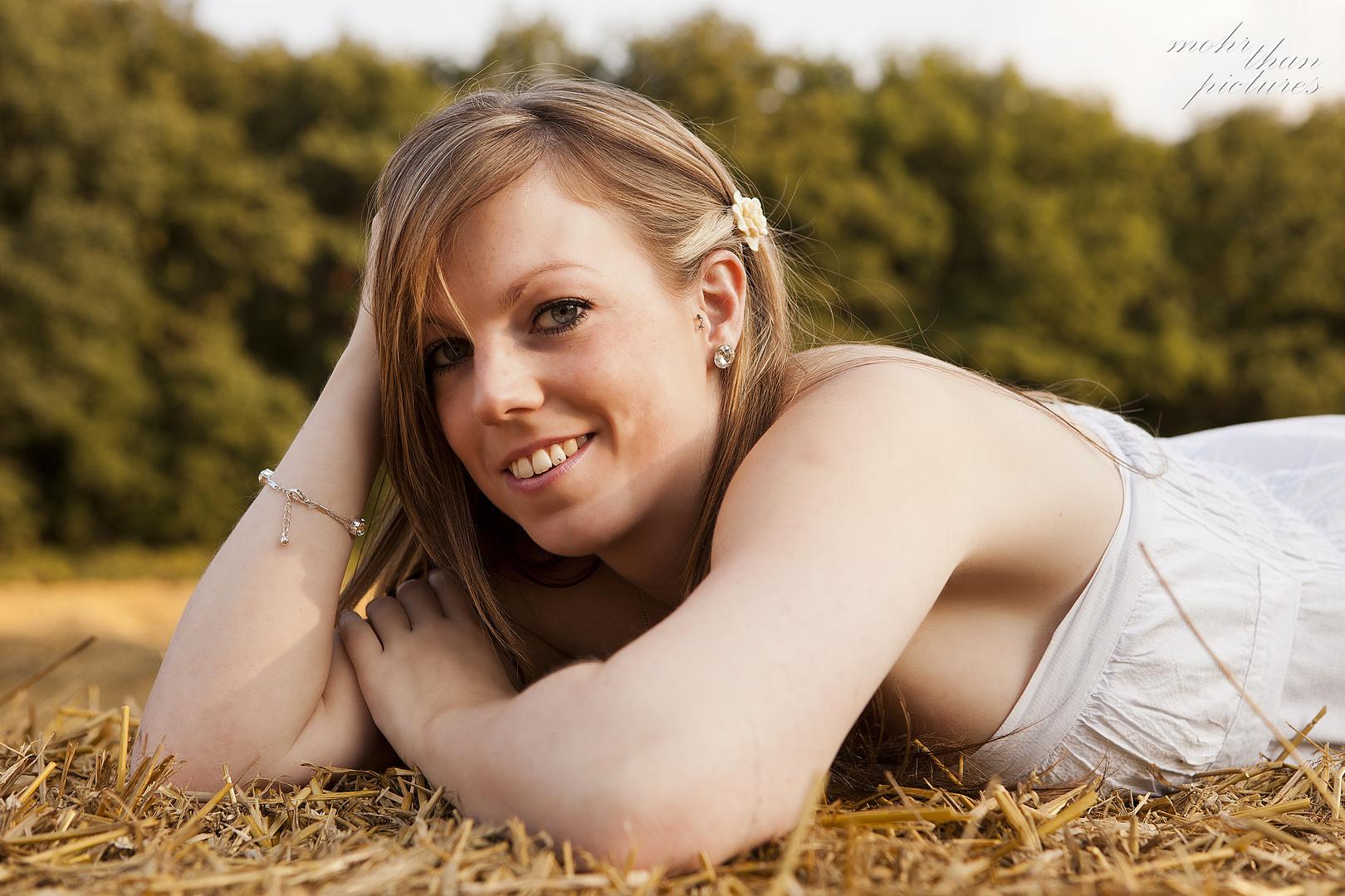 on the hayloft