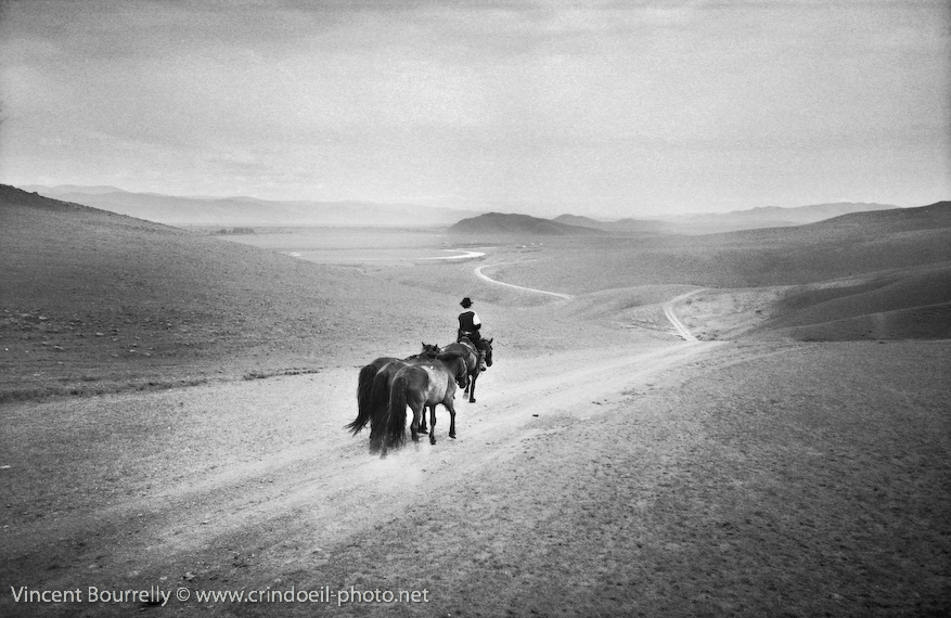 On the road von Vincent Bourrelly