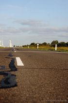 """""""On the Road again"""" (Landtong Rozenburg)"""