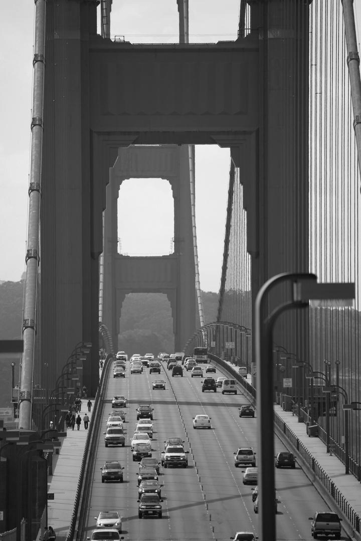 On the Road (Bridge ) again...