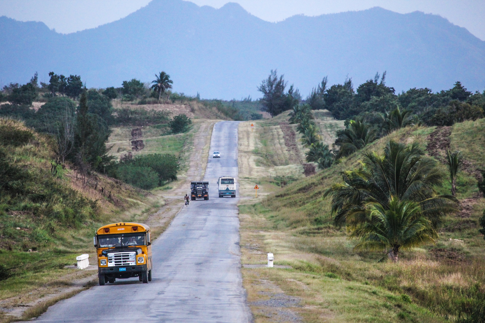 On the Road, Cuba
