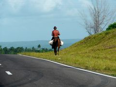 On the Road in Cuba