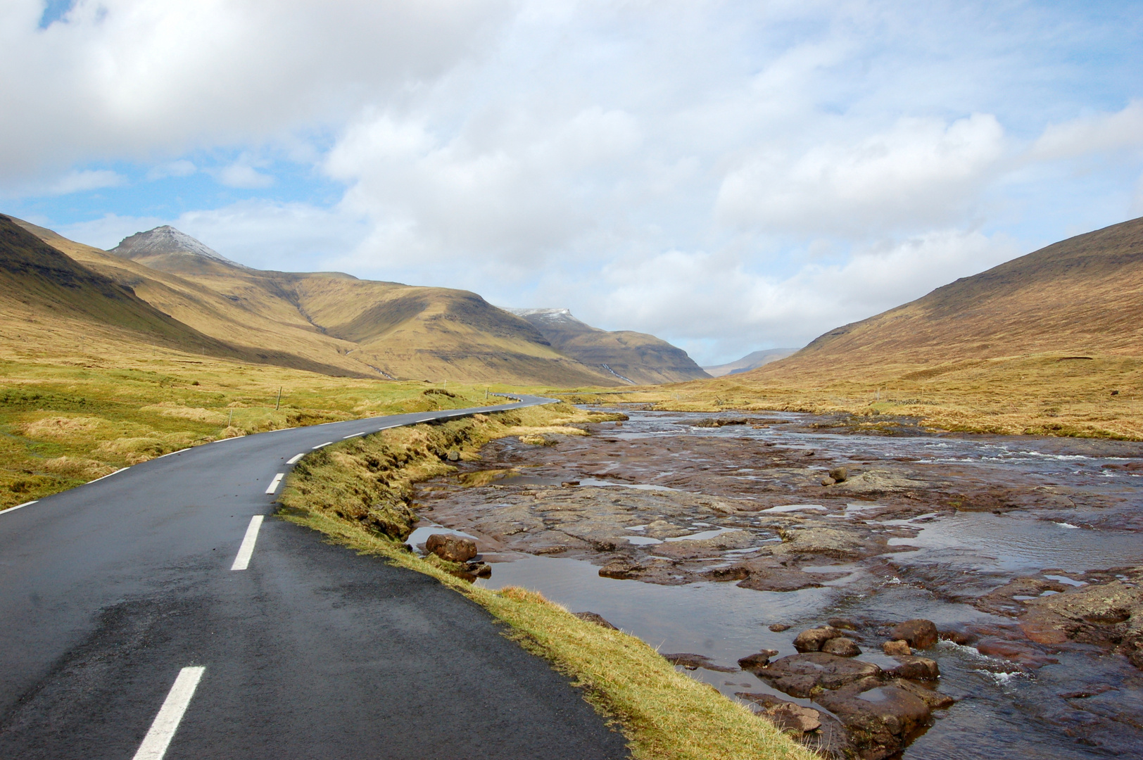 On the road to nowhere . . .