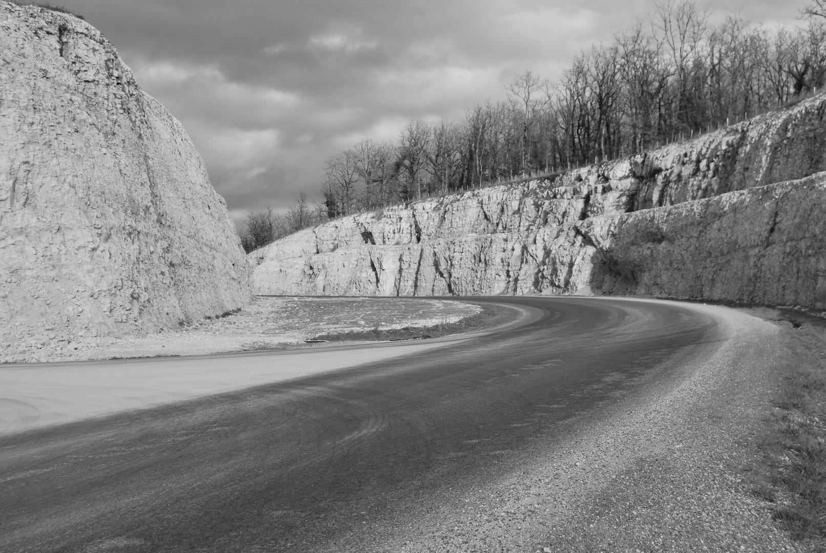 on the road...spéciale dédicace