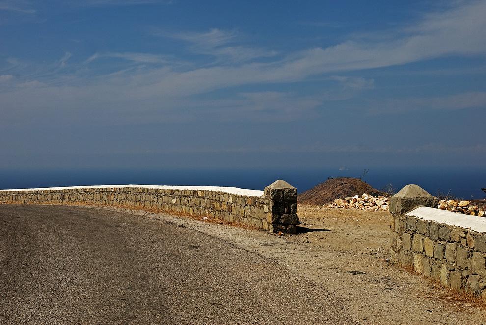 On the way (griechisch)