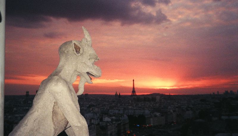 On Top Of Notre Dame