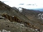 On top of the pass (Kardung-La) 5600 m