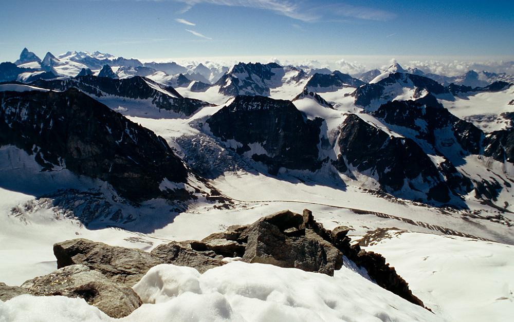 On top of the world III - bergsteigerische Leckerbissen