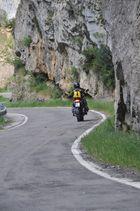 On Tour in den Pyrenäen