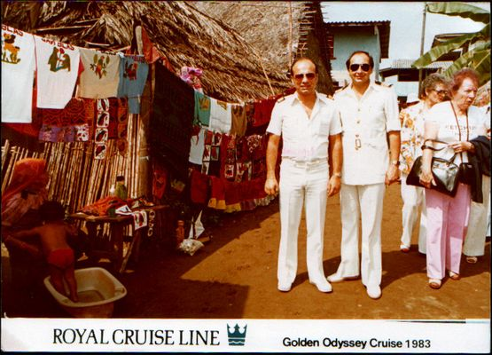 Once up-on a time when I was young  (San Blance fifty five miles off Cristobal Panama Canal)