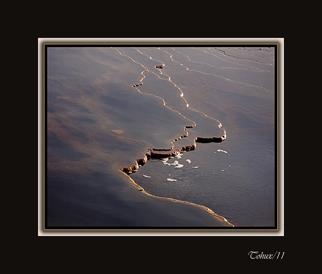 Ondas en el Rio Tinto