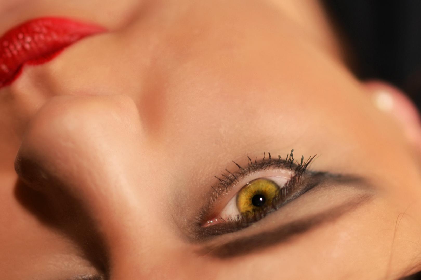 ~ one blink ~