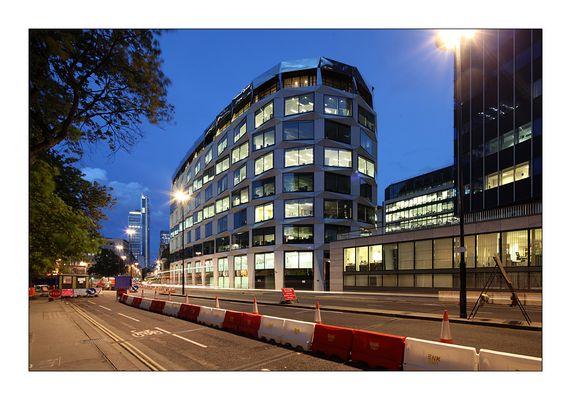 One Coleman Street London