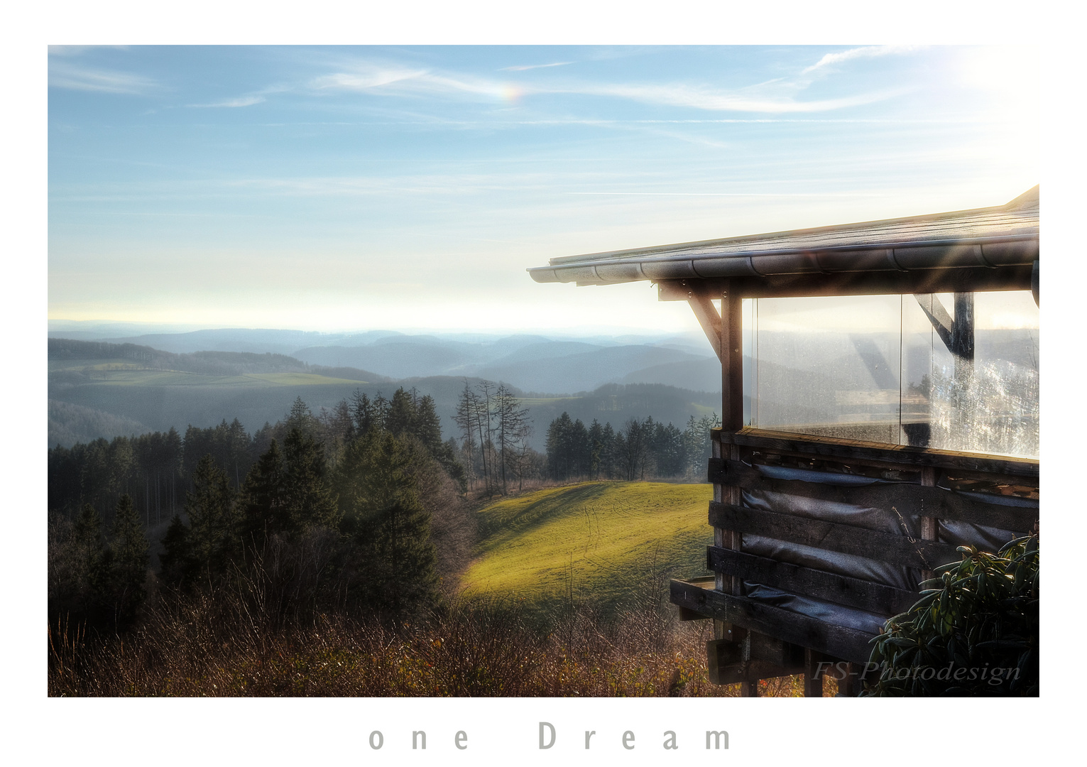 """one Dream"""