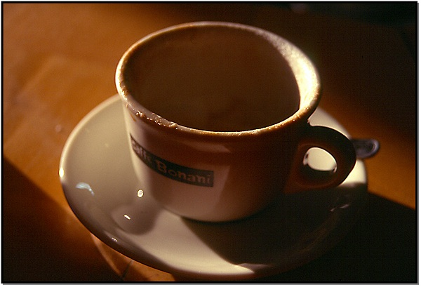 One more cup of coffee 'fore I go / B. Dylan