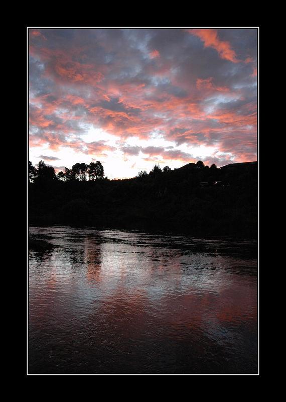 One night at River Waikato
