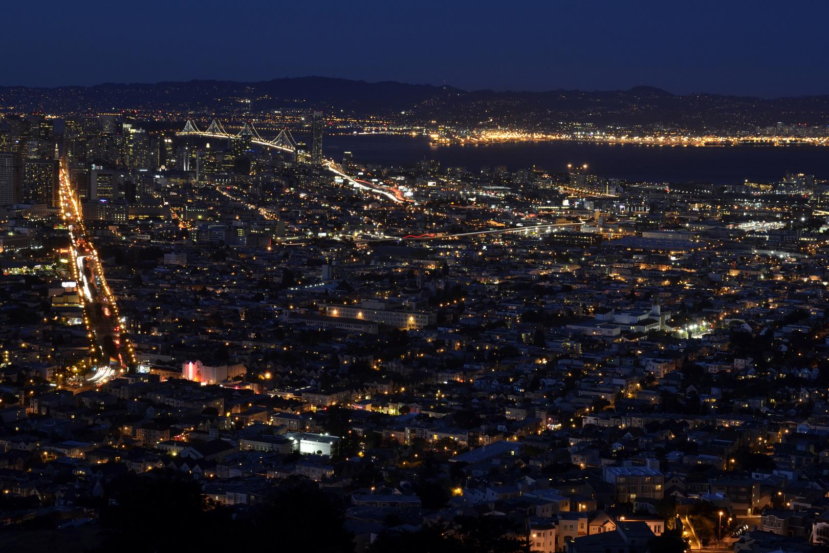 One night in San Francisco 2