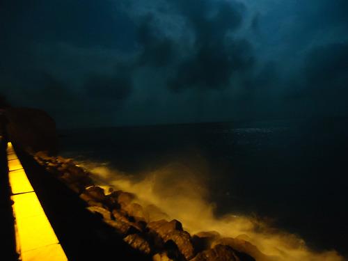 one night sea