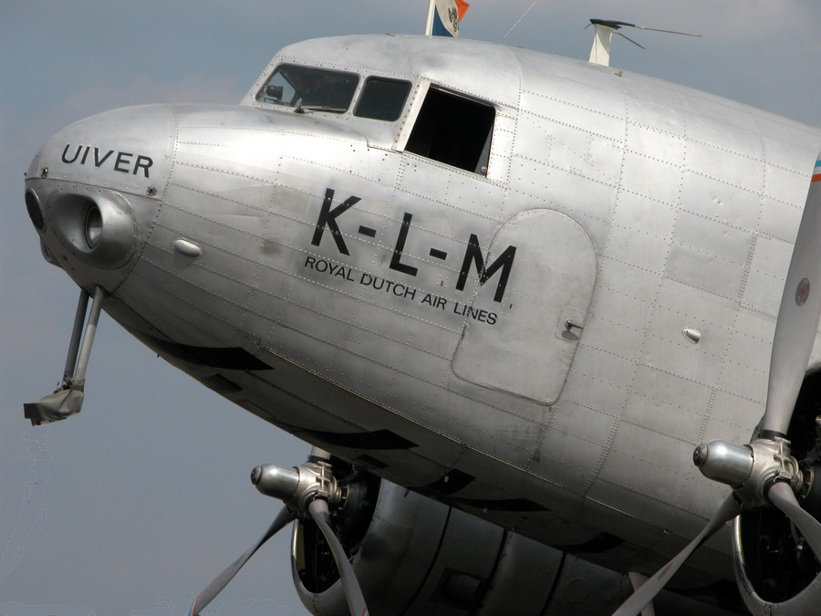 one of Hollands most famous DC-2's