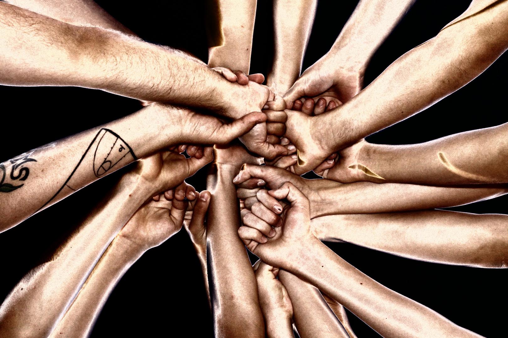 ...one team...