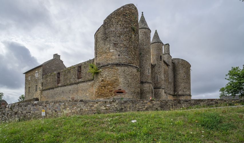 Onet castle - France
