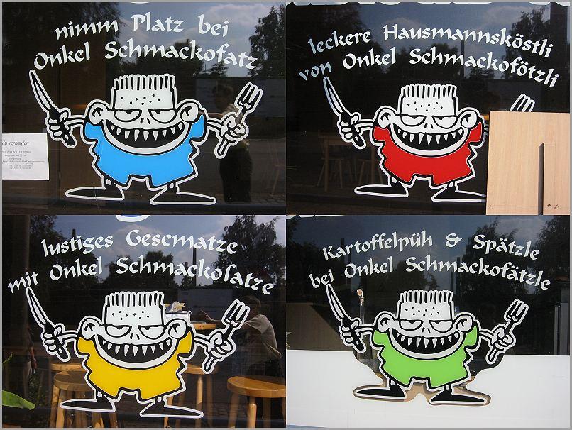 Onkel Schmackofatz :-)