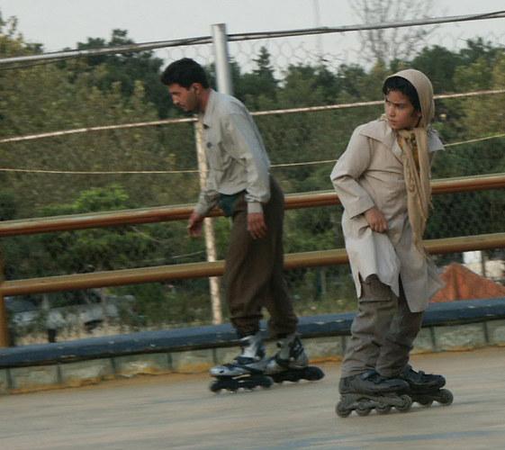 Online Skates in Iran