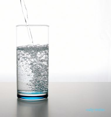 only water