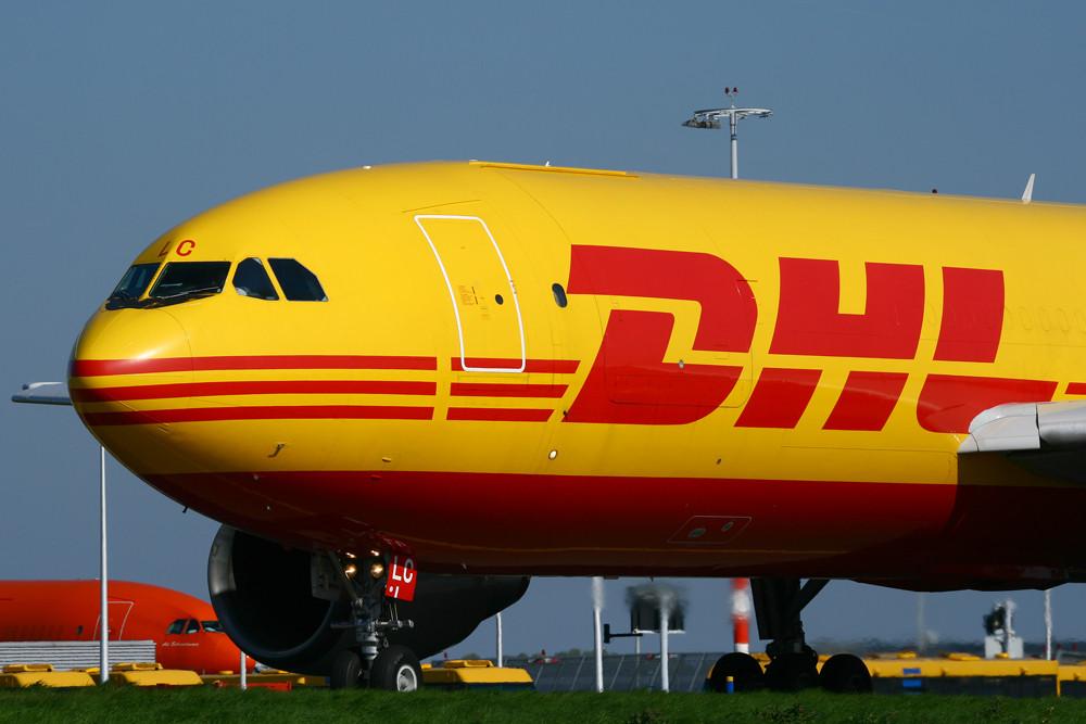 OO-DLC - DHL