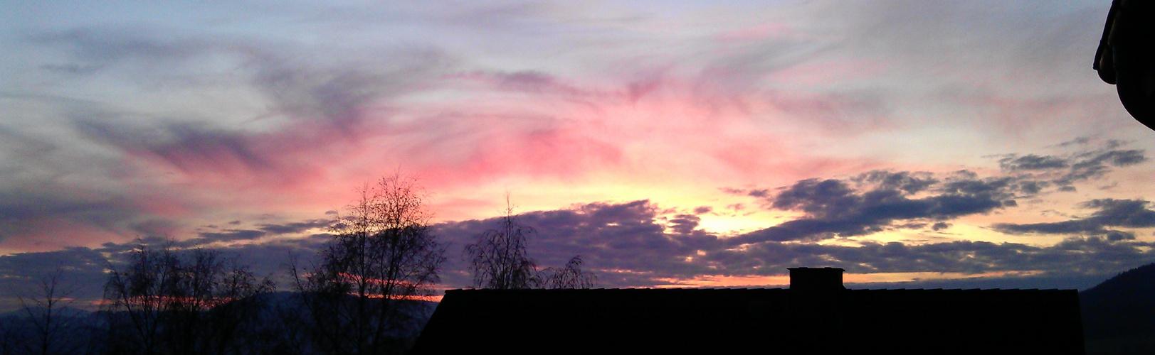 OOC - Sonnenuntergang